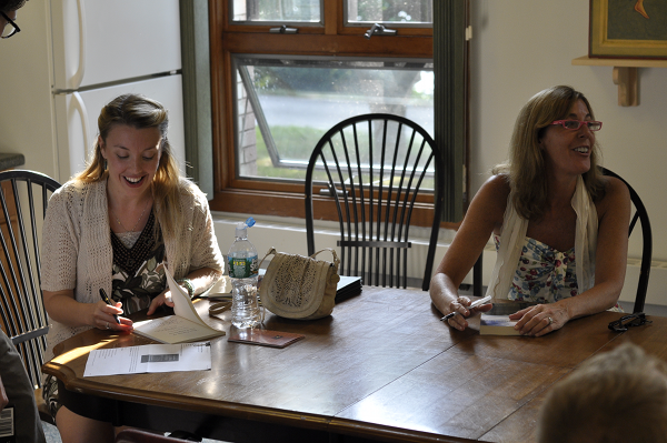 Book Signing, Fairfield MFA Alumni Day, with Deborah Henry